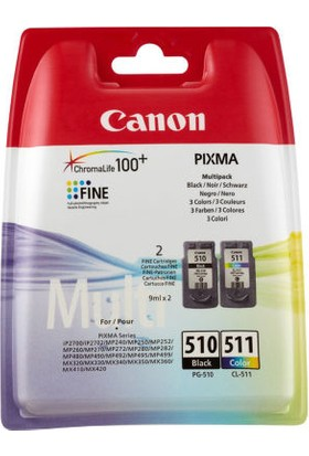 Canon PG-510/CL-511 Kartuş