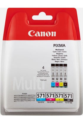 Canon CLI-571 Kartuş