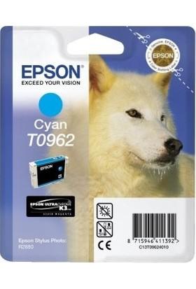 Epson T0962-C13T09624020 Mavi Kartuş