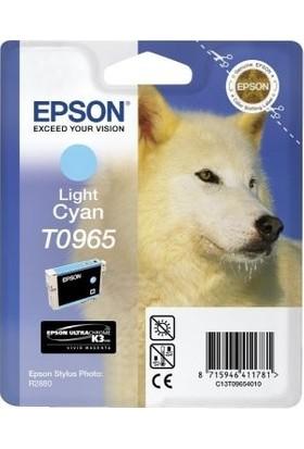 Epson T0965-C13T09654020 Açık Mavi Kartuş