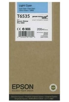 Epson T6535-C13T653500 Açık Mavi Kartuş
