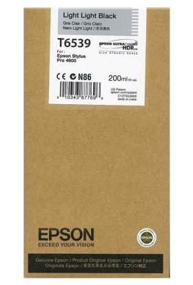 Epson T6539-C13T653900 Açık Açık Siyah Kartuş