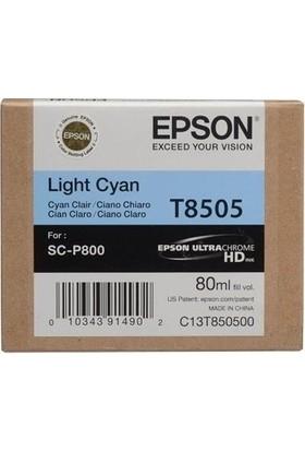 Epson T8505-C13T850500 Açık Mavi Kartuş