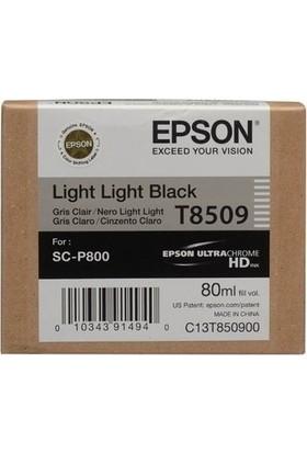 Epson T8509-C13T850900 Açık Açık Siyah Kartuş