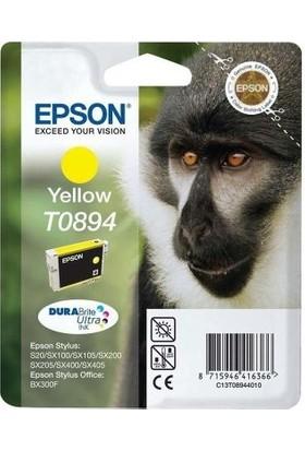 Epson T0894-C13T08944020 Sarı Kartuş