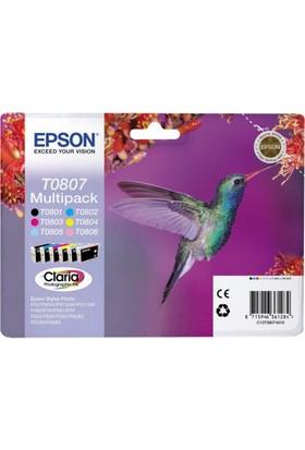 Epson T0807-C13T08074020 Kartuş