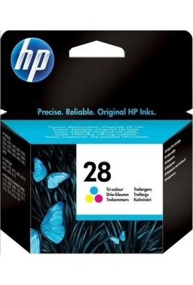 Hp 28-C8728A Renkli Kartuş
