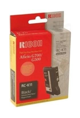 Ricoh Aficio RC-K11 Siyah Kartuş