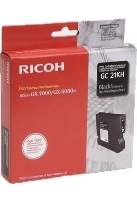 Ricoh Aficio GC-21KH Siyah Kartuş