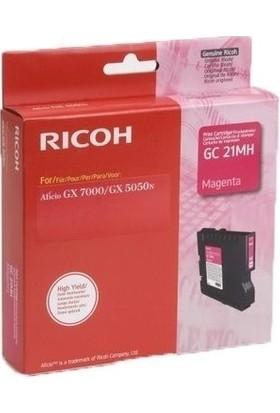 Ricoh Aficio GC-21MH Kırmızı Kartuş