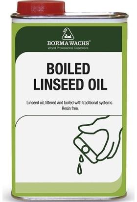 Borma Wachs Boiled Linseed Oil Kaynatılmış Keten Tohumu Bezir Yağı