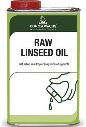 Borma Wachs Raw Linseed Oil Ham Keten Tohumu Bezir Yağı