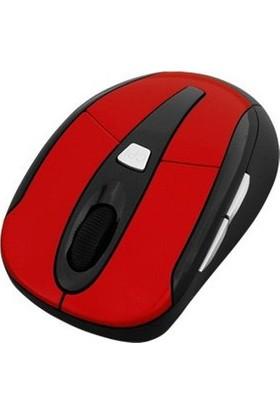 Frisby FM-95WM 2.4GHz Kablosuz Mouse - Kırmızı