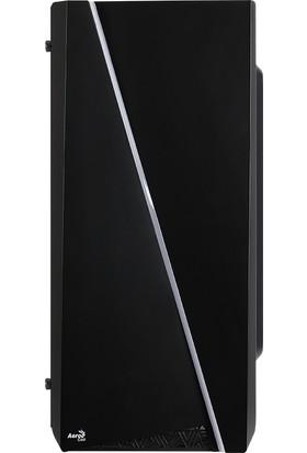 Aerocool Cylon Mini 500W RGB Ledli Akrilik Pencereli USB 3.0 Siyah Micro ATX Oyuncu Kasası (AE-CYLN_MINI580)