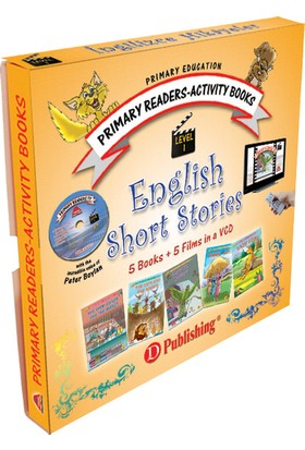 Primary Readers Activity Book Level 1
