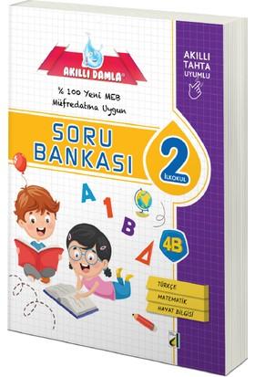 Damla Yayınevi Tüm Dersler Soru Bankası 2. Sınıf 2018
