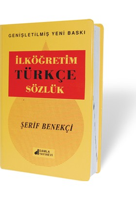 Damla İlköğretim Türkçe Sözlük