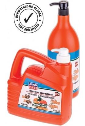 Alcon Nanolin El Temizleme Kremi (Portakallı) 5000 ml