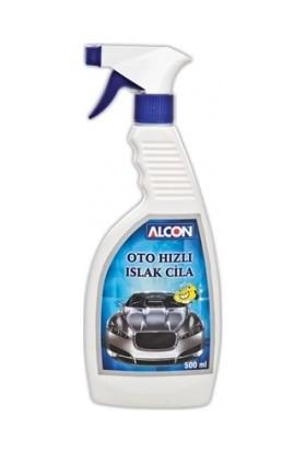 Alcon Oto Hızlı Islak Cila 500 ml