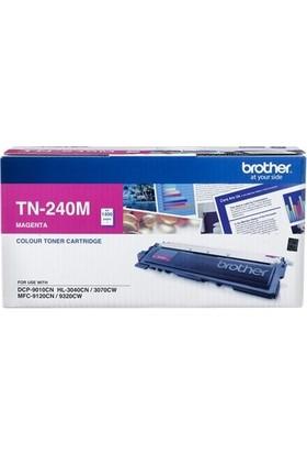 Brother TN-240M Kırmızı Toner MFC-9120-9320 HL-3040-3070 1.400 k