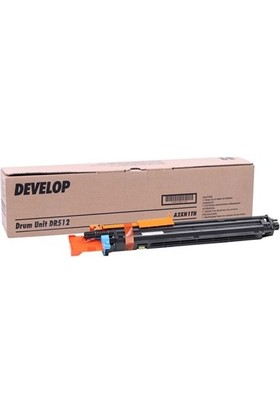 Develop DR-512 Siyah Drum Unit Ineo +224 +284