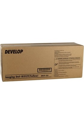 Develop IU-312Y Sarı Drum Unit Ineo +20 +20P +31P
