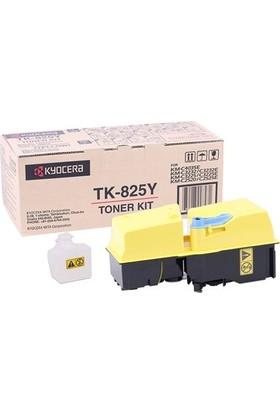 Kyocera Mita TK-825 Sarı Toner KM-C 2520-2525-3225-3232-4035