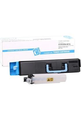 Kyocera Mita TK-865 Smart Mavi Toner Taskalfa 250ci-300ci