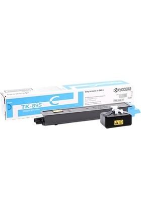 Kyocera Mita TK-895 Mavi Toner FS-C 8020-8025-8520-8525