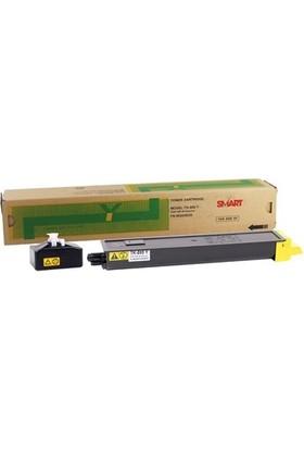 Kyocera Mita TK-895 Smart Sarı Toner FS-C 8020-8025-8520-8525