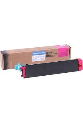 Sharp DX-C38GTM Smart Kırmızı Toner DX-C310-C311-C312-C380-C381-C400-C401-C402