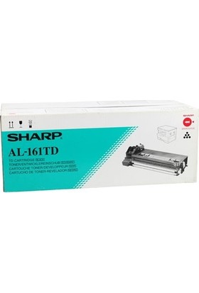 Sharp AL-161TD Toner-Developer AL1600-1610-1611-1622-1633-1644 9K