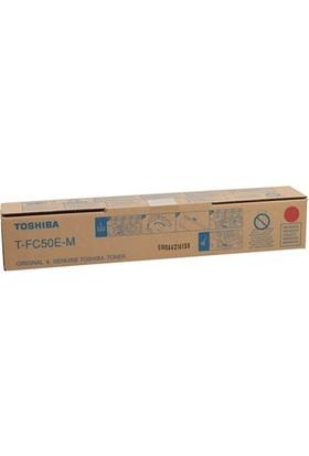 Toshiba T-FC50EM Kırmızı Toner E-Studio 2555c-3055c-3555c-5055c 33.6k