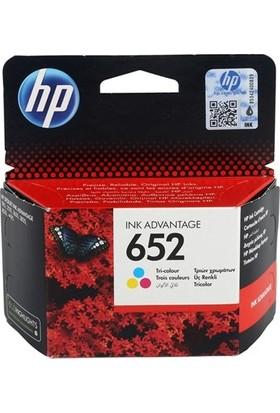 HP F6V24A NR652 Renkli Kartuş 1115-2135-3635-3835-2136