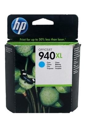 HP C4907A NR940XL Mavi Kartuş PRO 8000-8500