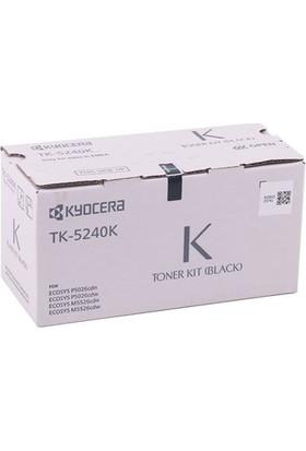 Kyocera Mita TK-5240 Siyah Toner M5026-M5526 MC-3326 1T02R70NL0
