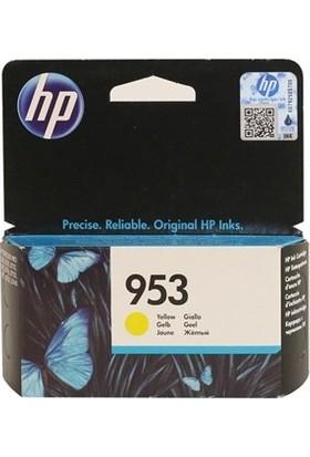 HP F6U14A NR953 Sarı Kartuş