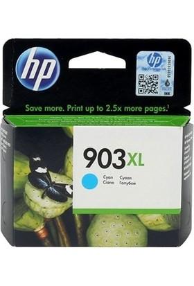 HP T6M03AE 903XL Yüksek Kapasite Mavi Kartuş