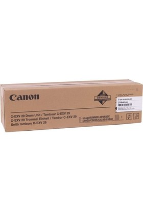 Canon EXV-29 Color C-M-Y Drum Unit IR-C5030-5035 2779B003