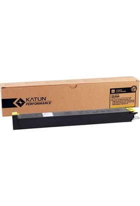 48802-Sharp MX-31GTYA Sarı Toner MX2600-2301-3100-4100-4101-5000-5001