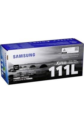 Samsung MLT-D111L Yüksek Kapasiteli Siyah Toner SU807A 1.800 Sayfa
