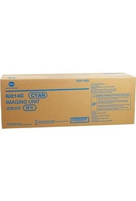 Minolta IU-214 Mavi Drum Unit Bizhub C227-C287 A85Y0KD