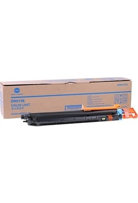 Minolta DR-512K Black Drum Ünitesi C224-C284-C364-C454-C554 A2XN0RD