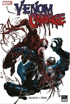 Venom Carnage - Peter Milligan