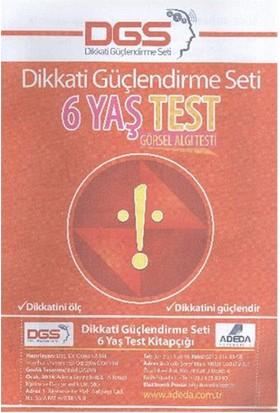 Adeda DGS 6 Yaş Görsel Algı Testi