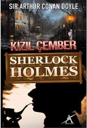 Kızıl Çember Sherlock Holmes-Cep Boy - Sir Arthur Conan Doyle