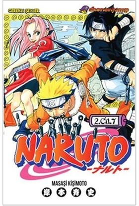Naruto 2. Cilt Türkçe Çizgi Roman - Masaşi Kişimoto