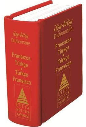 İtsy – Bitsy Fransızca-Türkçe & Türkçe-Fransızca Mini Sözlük-Jonathan Broutin