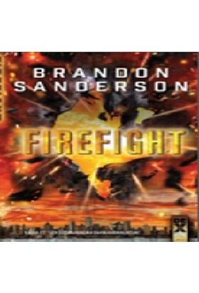 Steelheart 2 Firefight - Brandon Sanderson