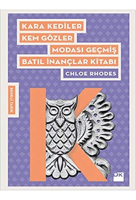 Kara Kediler Kem Gözler-Chloe Rhodes